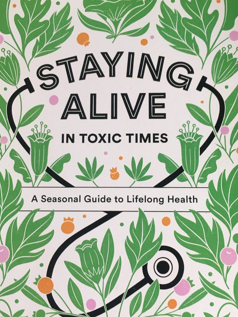 image for An Interview with Dr Jenny Goodman, author of Staying Alive in Toxic Times