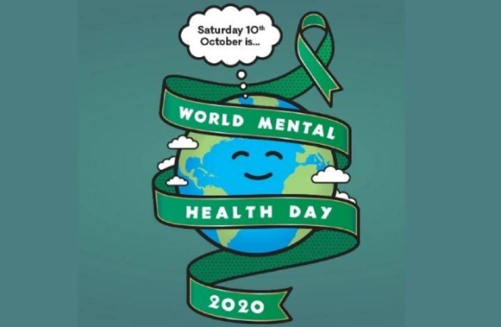 image for It is World Mental Health Awareness Day  Saturday 10th October 2020